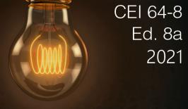 CEI 64-8 Ed. 8a: News
