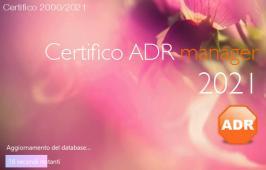 Certifico ADR Manager 2021.2   Update Febbraio 2021
