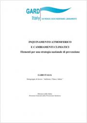 Inquinamento atmosferico e cambiamenti climatici