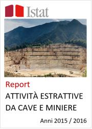 Le attività estrattive da cave e miniere