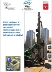 Linee guida monitoraggio acque sotterranee in impianti produttivi