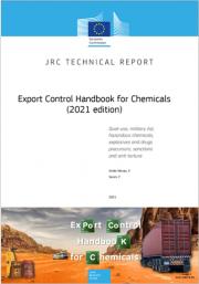 Manuale di controllo delle esportazioni di prodotti chimici 2021