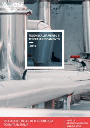 2° Rapporto GSE sul teleriscaldamento e teleraffrescamento