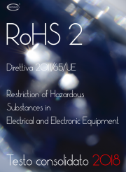 RoHS 2 | consolidato 2018