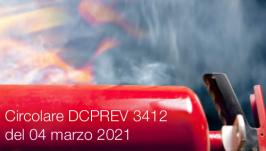 Circolare DCPREV 3412 del 04 marzo 2021