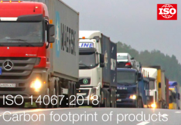 ISO 14067:2018 | Carbon footprint of products
