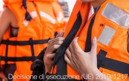 Decisione di esecuzione (UE) 2019/1217