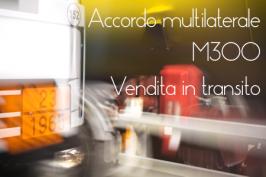 ADR Accordo multilaterale M300: Vendita in transito
