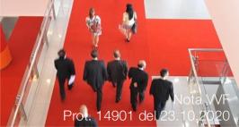 Nota VVF Prot. 14901 del 23.10.2020