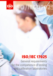 ISO/IEC 17025:2017 - Testing and calibration laboratories