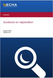 ECHA - Guida alla registrazione REACH