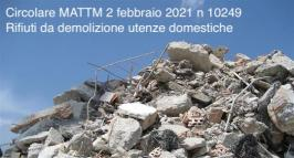 Circolare MATTM 2 febbraio 2021 n 10249