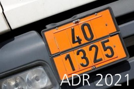 ADR 2021 in vigore dal 1° gennaio 2021