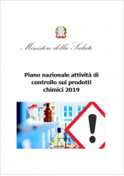 Piano nazionale attività di controllo sui prodotti chimici 2019