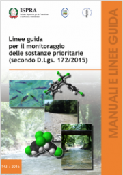 Linea guida monitoraggio sostanze prioritarie D.Lgs. 172/2015
