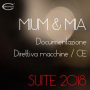 Certifico MIUM & MIA: SUITE 2018