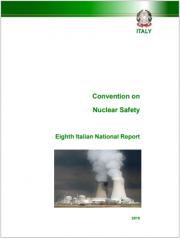 VIII Rapporto sulla sicurezza nucleare in Italia