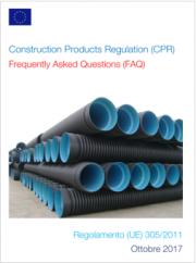 Faq Regolamento (UE) 305/2011 (CPR)