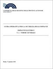 Guida Operativa per la Sicurezza degli Impianti Elettrici - Norme generali