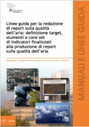 Linee guida per la redazione di report sulla qualità dell'aria