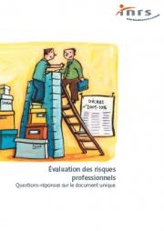 Évaluation des risques professionnels INRS