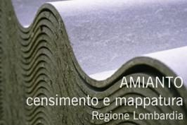 AMIANTO: Censimento e mappatura dalla Regione Lombardia