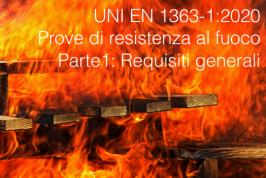 UNI EN 1363-1:2020