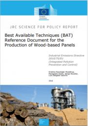 BREF Production of Wood-based Panels