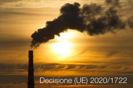 Decisione (UE) 2020/1722