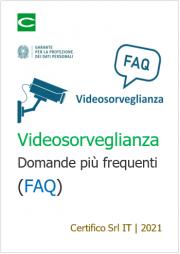 GPDP Domande più frequenti (FAQ) Videosorveglianza