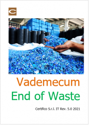 Vademecum End of Waste (EoW)