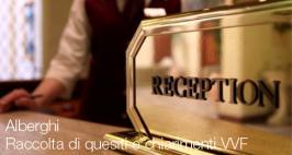 Alberghi - Raccolta di quesiti e chiarimenti VVF
