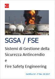 Sicurezza Antincendio: SGSA e FSE