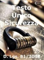 ebook Testo Unico Sicurezza D. Lgs 81/2008 - Ed. 14.3 Maggio 2016