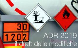 ADR 2019: il Draft delle modifiche