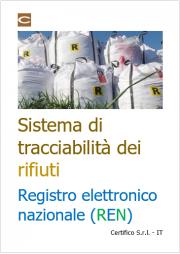 Sistema di tracciabilità dei rifiuti   Registro elettronico nazionale (REN)