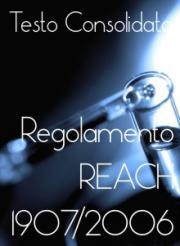 Regolamento (CE) n. 1907/2006 REACH
