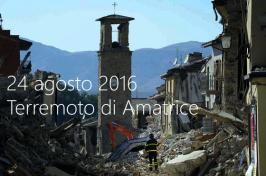 Terremoto di Amatrice del 24 agosto 2016