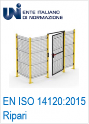 EN ISO 14120: Disponibile da UNI