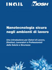 Nanotecnologia sicura negli ambienti di lavoro
