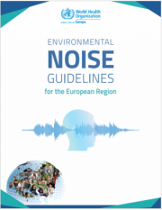 Linee guida sul rumore ambientale | WHO 2018