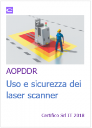 AOPDDR | Uso e sicurezza dei laser scanner