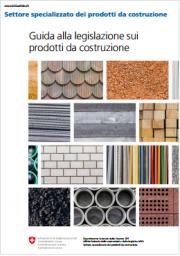 Guida alla legislazione sui prodotti da costruzione