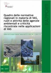 Quadro normative regionali VAS