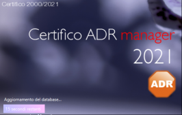Certifico ADR Manager 2021.7   Update Luglio 2021