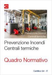 Prevenzione Incendi Centrali termiche