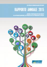 8° Rapporto annuale RAEE 2015
