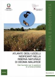 Atlante uccelli nidificanti  Riserva Decima Malafede