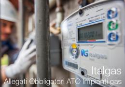 Allegati Obbligatori (ATO) Impianti Italgas