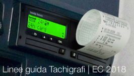 Linee guida Tachigrafi | EC 2018